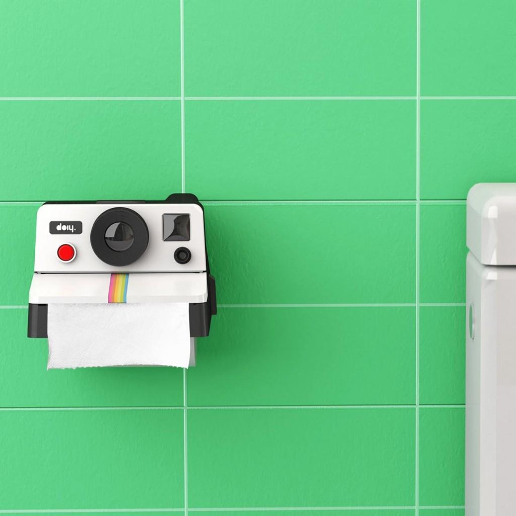 Porta Carta Igienica Originali porta carta igienica polaroid   i migliori regali